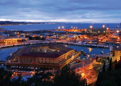 Ancona - Lazzaretto e porto turistico
