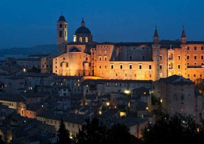 Urbino (Pu) - Palazzo Ducale dei Montefeltro